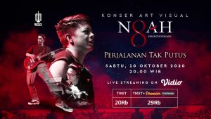 Konser Noah Full Virtual Art